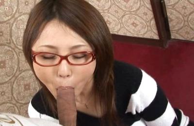 Rino Mizusawa Japanese model is creamfilled