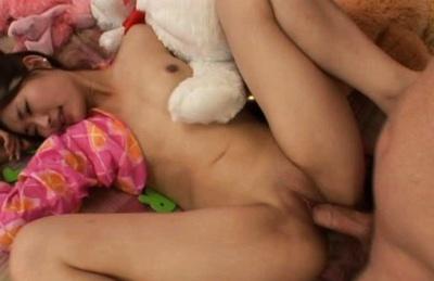 Yu Ayase lovely Asian doll enjoys hot sex