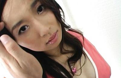 babety Maaya Kurihara gets pussy creamed
