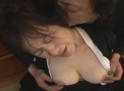 Hot Asian maid gets a cum shot at a fucking