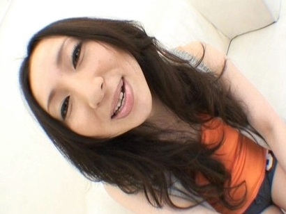 Noeru Fujiki Asian model makes a nice wet creampie